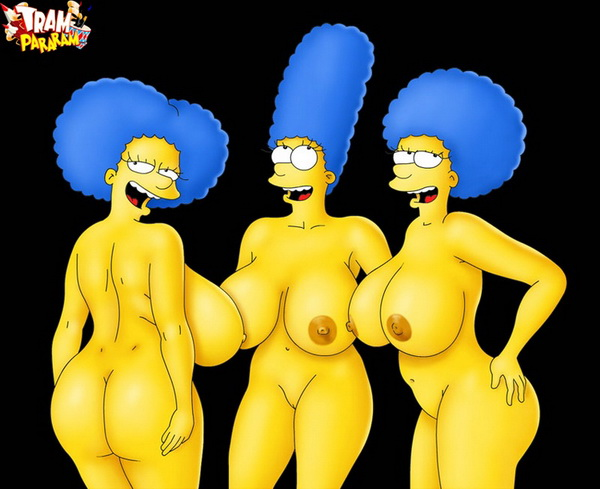 Marge Simpson Huge Tits And Ass Savory A Dick Is Good