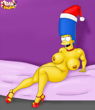 trampararam Marge Simpson - lustful mom