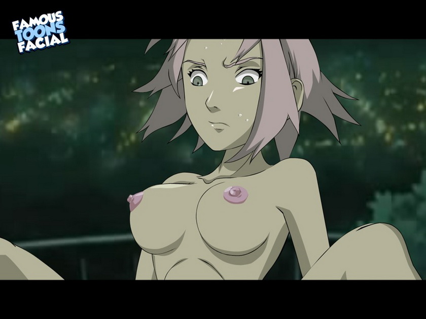 Tits fucking in Naruto hentai from naruto hentai sex gallery