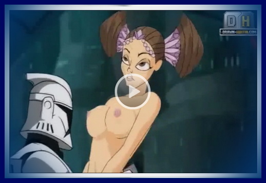 Star Wars Hentai Video