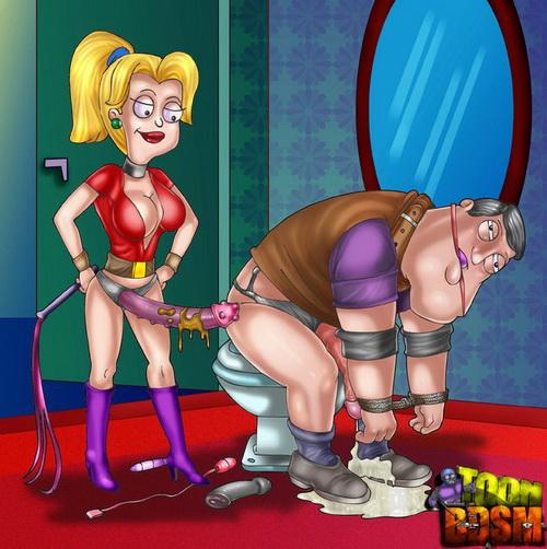 free cartoon porn amateur strapon