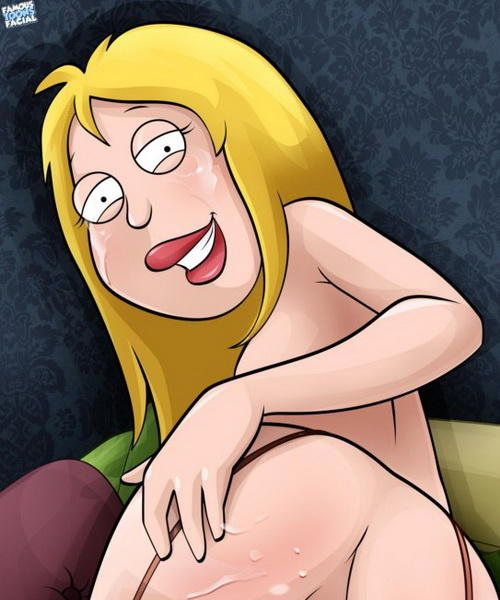 Family Guy porn cartoon