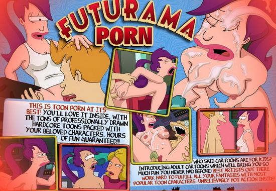 Futurama Porn - Hottest Pictures
