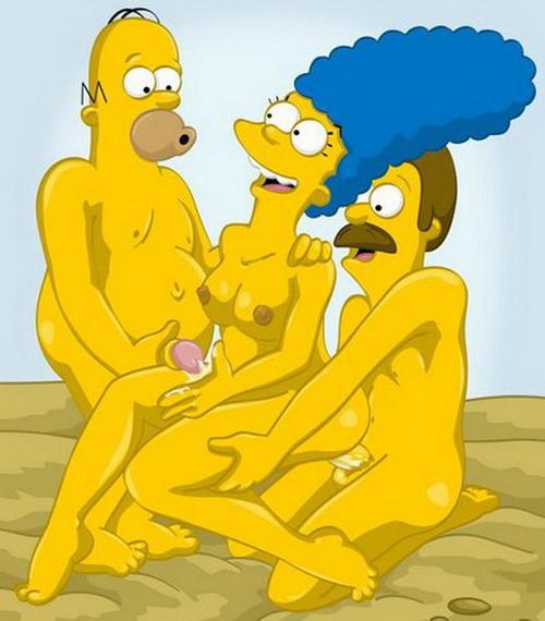 Simpsons porn pics