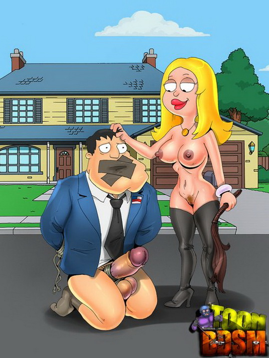 Safe answer American dad sex doll are