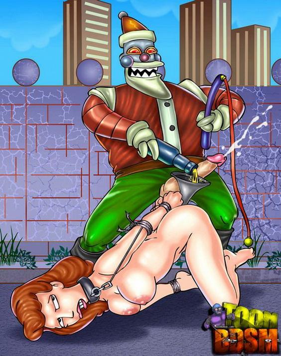 Futurama hard sex