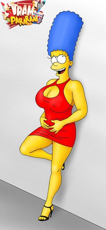 Simpson porn comics