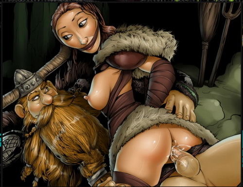 Roughest toon sex scenes ever released - Cartoon BDSM porn