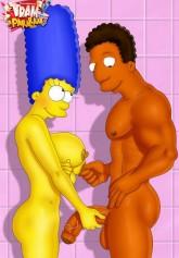 Toons with slim frames and huge jugs - Futurama porn Simpsons porn Tram Pararam