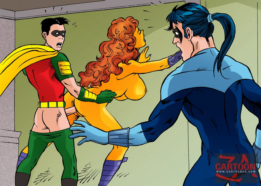 super hero cartoon sex slipped