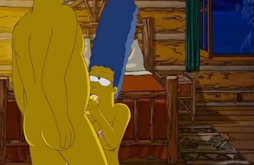Simpsons Hot Porn Video