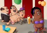 Sergeant Calhoun getting ass gaped - Porn Comics