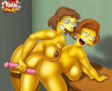 Famous toons spice up their sex lives - Disney porn Lesbian Sex Simpsons porn Superheroes porn Tram Pararam